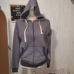 Rugby by Ralph Lauren nwt zip front hoodie sz sm